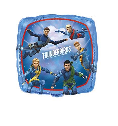 Unique Party 18 Inch Foil Balloon - Thunderbirds