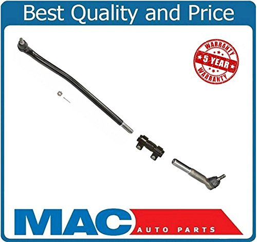 Mac Auto Parts 64475 Excursion F350 F250 HD Steering (1) Drag Link (1) Tie Rods (1) Sleeves 3 Pc Kit