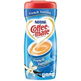 Nestle Coffee-Mate Coffee Creamer French Vanilla, 15 Ounce (Pack of 6)