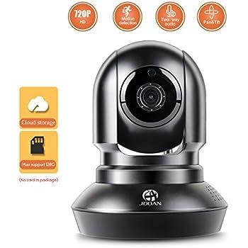Amazon Com Jooan Baby Monitor Wifi Wireless Camera Hd