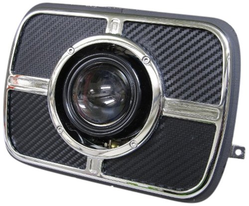 プロテック(PROTEC) LH-3160 LEDプロジェクターヘッドライト 角目ヘッドライト 12v30/30w 6000k ZRX1200R ZRX1100 ZRX400 GPZ900R 63160-60 B077QHNHQH 6000ケルビン