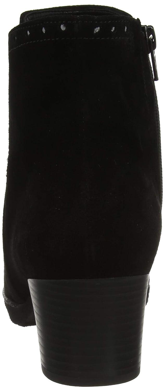 Gabor Damen Comfort Stiefeletten, Basic Stiefeletten, Comfort Schwarz (Schwarz(s.s/Micro) 37) 7428d6
