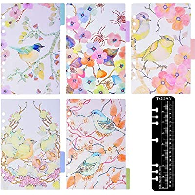 rancco-a5-dividers-pvc-personal-planner