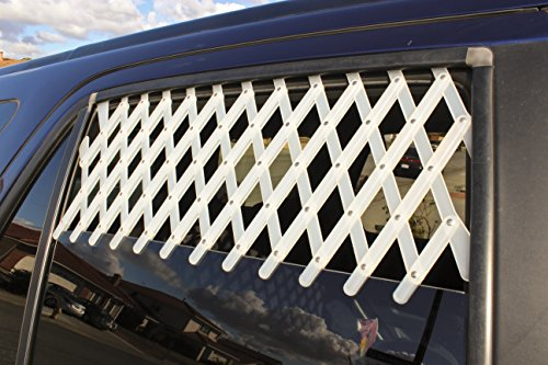Zoie + Chloe Extra Large Car & Truck Window Pet Gate Review