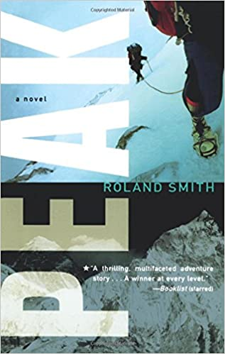 Image result for peak by roland smith amazon