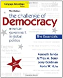 Challenge of Democracy 3rd Edition