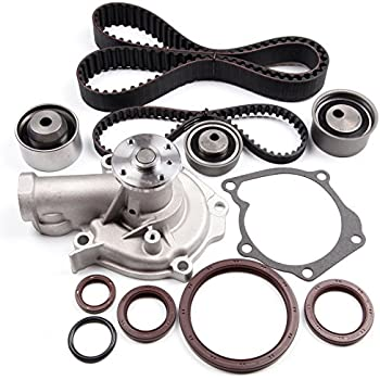 Amazon Com Eccpp Timing Belt Kit Tensioner Water Pump Fits 99 05 00