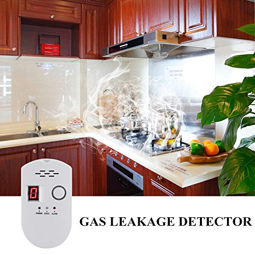 Yosoo Gas Leakage Detector Family Safety Alarm for US Plug by Yosoo (Image #6)