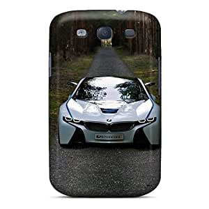 High Grade MikeEvanavas Flexible Tpu Cases For Galaxy S3 - Bmw Vision Efficient Dynamics