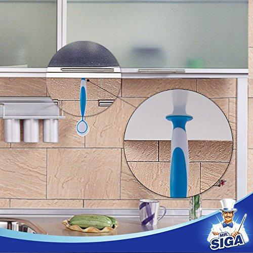 Large Product Image of MR. SIGA Round Dish Brush, Size: Dia 5.5 x 25cm - Set of 3