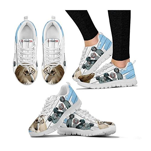 Breed Your Running Shoetup Afghan Choose Dog Hound Amazing Women's Casual Sneakers Print Women's Shoes THTqBP