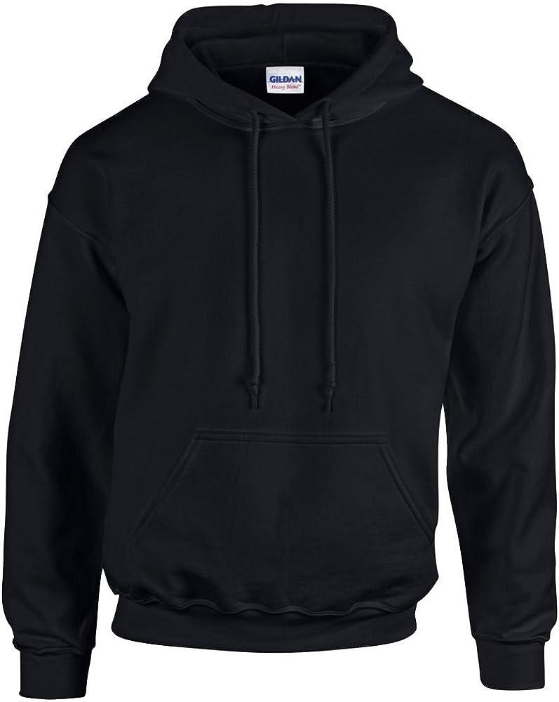 youth hooded sweatshirt Gildan Heavy Blend