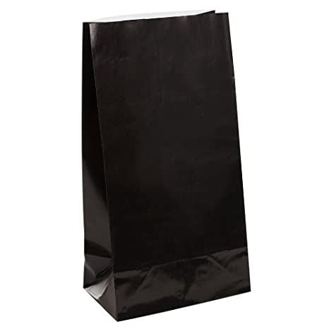Amazon.com: Bolsas de papel brillante para regalos, 12  ...