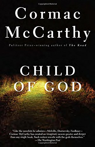 Book cover from Child of God by Cormac McCarthy