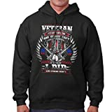Veteran Gun Soldier Army Patriotic USA Flag Boots 4th of July Hoodie
