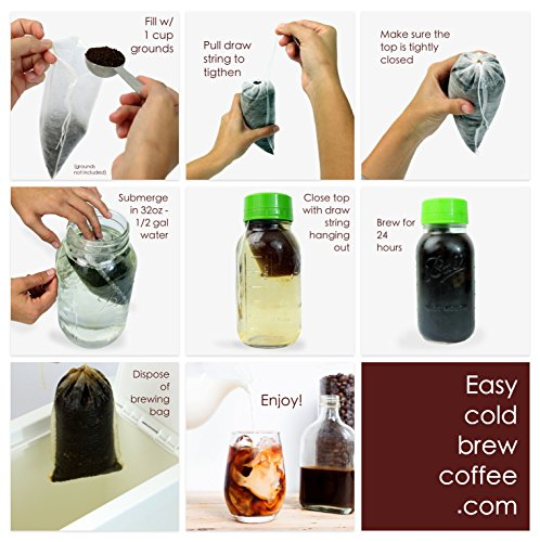 Buy coffees for cold brew