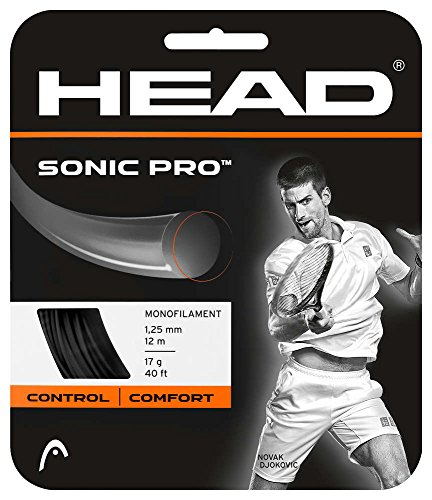 HEAD Sonic Pro Tennis String – DiZiSports Store