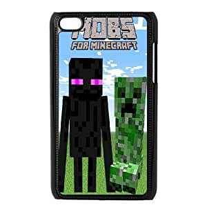 Ipod Touch 4 Phone Case Minecraft F5G8404
