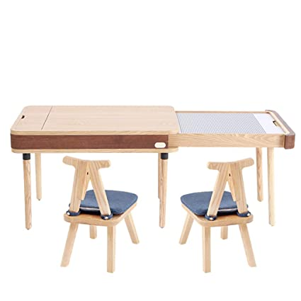 Home Early Education Building Block Jouet Table Table De
