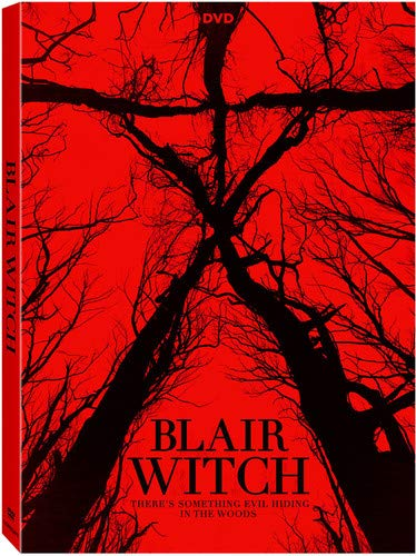 DVD : Blair Witch (2016) [DVD]