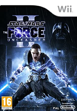 ACTIVISION Star Wars The Force Unleashed Ii (Wii)