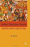 img - for India's Doctrine Puzzle: Limiting War in South Asia book / textbook / text book