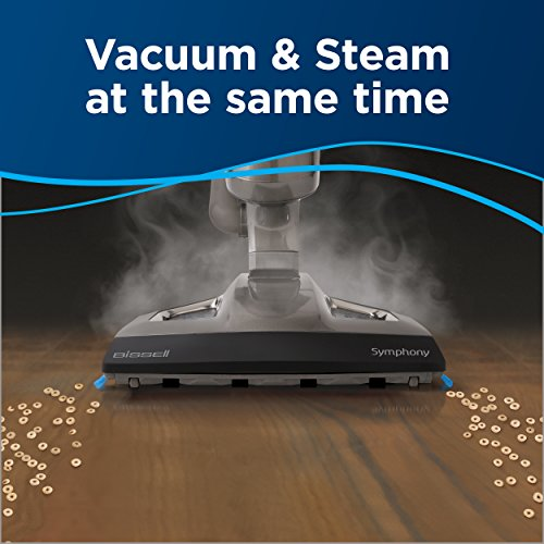 Bissell Symphony Vac And Steam 2 In 1 Vacuum And Steam Mop