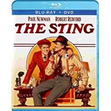 The Sting [Blu-ray] (1973)