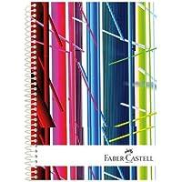 Faber-Castell 5075400509 Festival Sert Kapak Seperatörlü Defter