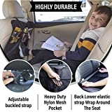 EcoNour Car Back Seat Protector for Kids | Car Seat
