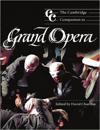 The Cambridge Companion to Rossini (Cambridge Companions to Music)