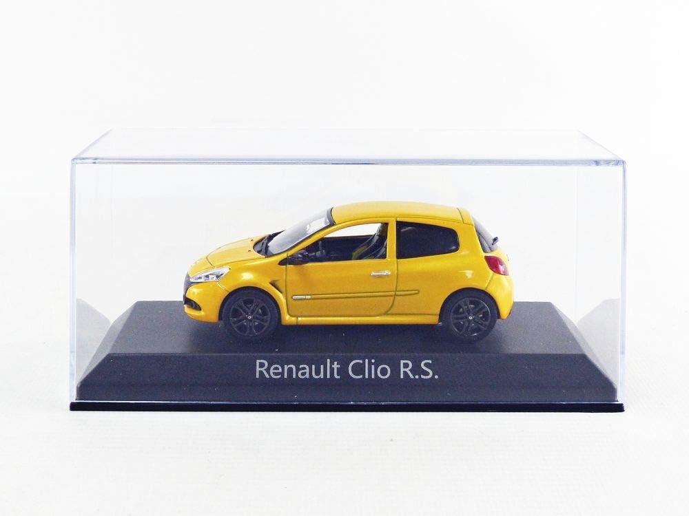 RENAULT CLIO RS jaune Sirius 1//43 2009
