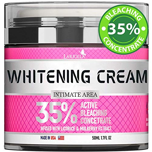 Bleaching Cream for Intimate