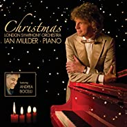 Christmas: pianist Ian Mulder, feat. Andrea Bocelli must-have for the holidays