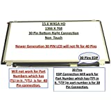 15.6 HD EDP LCD Screen 30 Pin for HP ProBook 450 G4 860030-002 NON-TOUCH