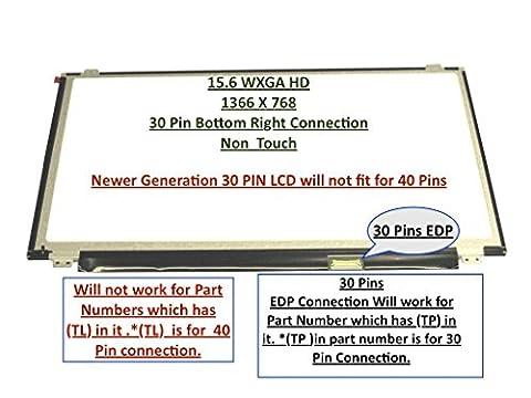Acer ASPIRE E5-511-P0GC Laptop Screen 15.6 SLIM LED BOTTOM RIGHT WXGA HD (Aspire E5 511)