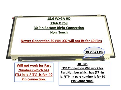 Why Choose BOE NT156WHM-N12 Replacement Screen for Laptop LED HD Glossy