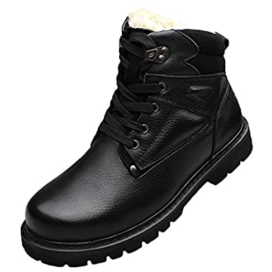 Amazon.com | Modern Fantasy Mens Lace with Buckle Leather