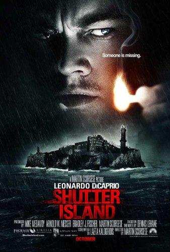 Shutter Island Poster Movie B Leonardo DiCaprio Mark Ruffalo Ben Kingsley Emily Mortimer