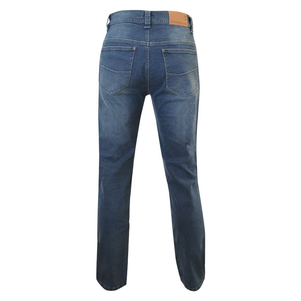 LMA Jean Extensible Bitume 5 Poches