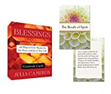 Blessings: 64 Ways to Give Thanks for the Peace and Joy in Your Life--Gratitude Cards (Tarcher Inspiration Cards)