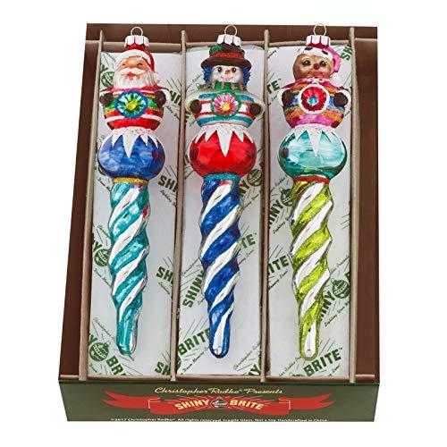 (Shiny Brite Christmas Confetti 7