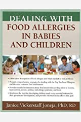Dealing with Food Allergies in Babies and Children Paperback