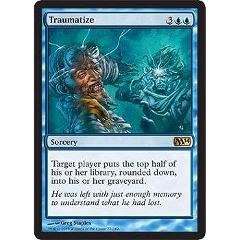 Magic: the Gathering - Traumatize (77/249) - Magic 2014