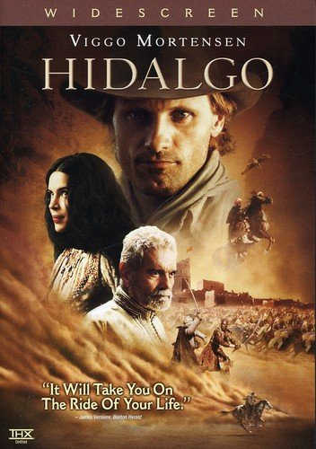 DVD : Hidalgo (, Dubbed, Dolby, AC-3, THX Sound)