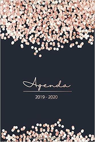 Agenda 2019 2020: Agenda semanal 15 meses - Organiza tu ...