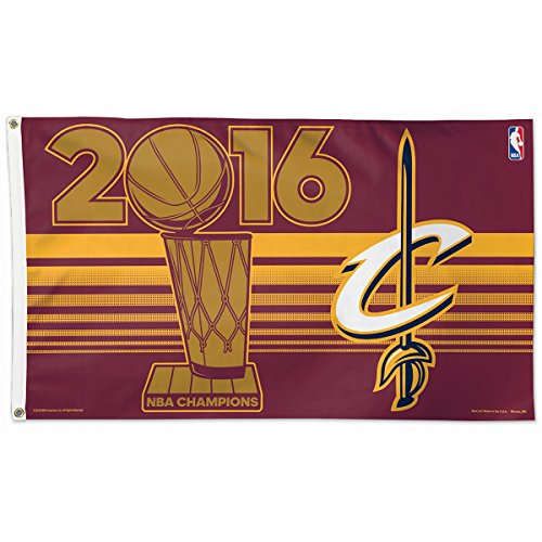 WinCraft Cleveland Cavaliers NBA Champs Flag by WinCraft