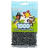 Perler Bead Bag, Dark Grey