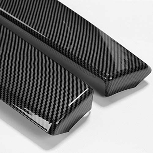 ABS Console Centrale per Tesla Modello 3 Pannello di Copertura per cruscotto WOVELOT in Carbonio
