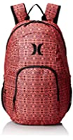 Hurley Junior's One and Only Printed Poly Backpack